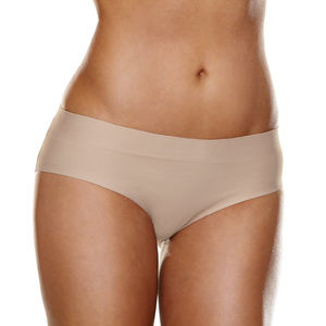 Hollywood Curves Intimates & Sleepwear - Hollywood Curves Nude Booty Booster SeamlessPanty